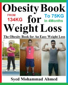 obesity book for weight loss ebook cover