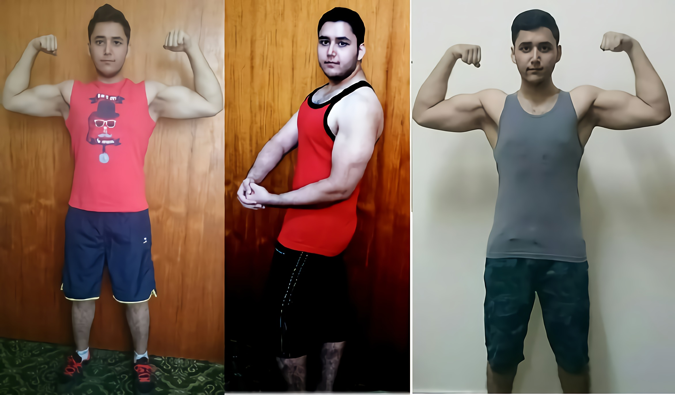 weight loss transformation picture 2
