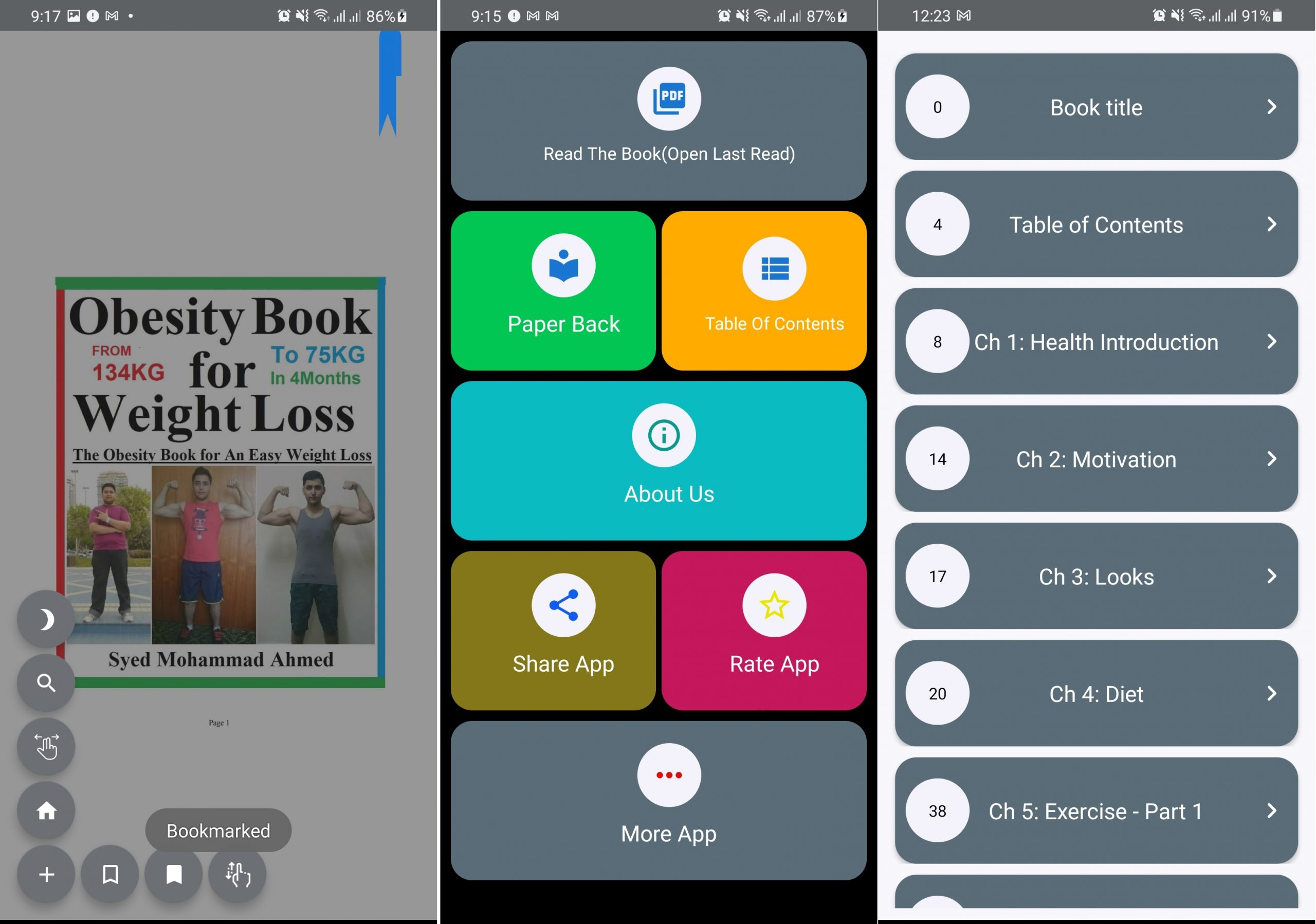 smart weight loss apps for obesity treatment official app